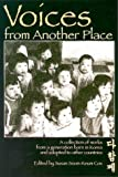 img - for Voices from Another Place: A Collection of Works from a Generation Born in Korea and Adopted to Other Countries by Susan Soon-Keum Cox (1999-09-03) book / textbook / text book