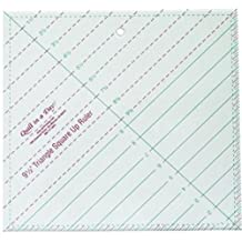 Quilt In A Day Triangle Square Up Ruler