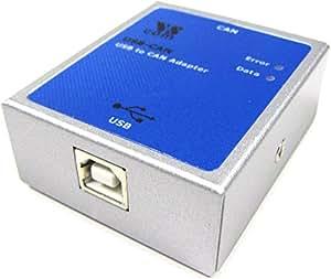 Cablematic - Adaptador USB CAN bus conversor USB-CAN