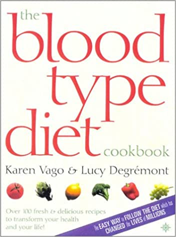 Easy recipes for blood type a