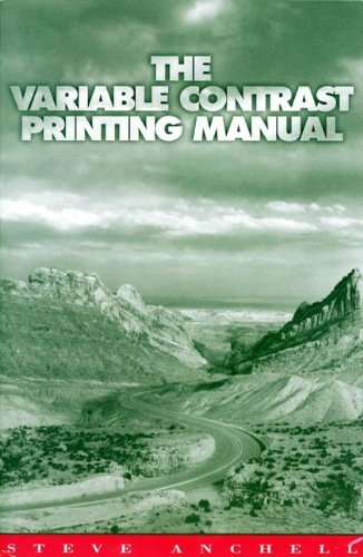 Pdf Photography The Variable Contrast Printing Manual