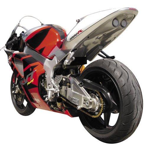 99-07 SUZUKI HAYABUSA: Hotbodies Racing Undertail (PEARL CRYSTAL RED)