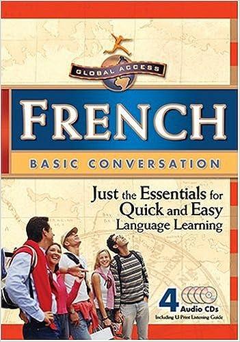 Téléchargement French Conversation Basics epub, pdf