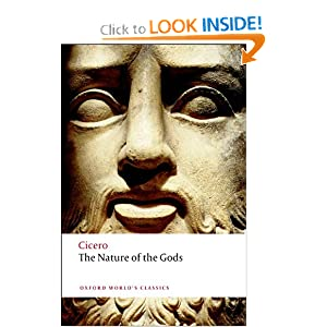 The Nature of the Gods (Oxford World's Classics) Cicero and P. G. Walsh