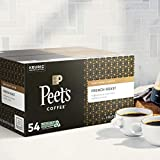 Peet's Coffee French Roast, Dark Roast, 54 Count