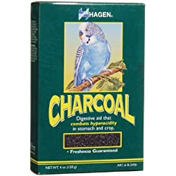 Bird Charcoal, 4 Ounces