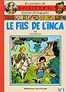 Jeannette Pointu, tome 1 : Le fils de l'Inca par Wasterlain