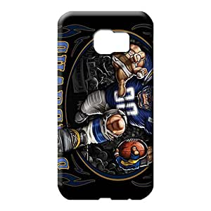 samsung galaxy s6 edge covers Compatible Scratch-proof Protection Cases Covers cell phone carrying cases san diego chargers nfl football