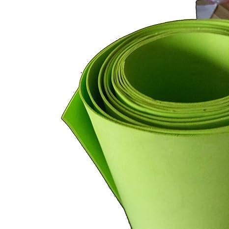 Rollo de láminas de espuma EVA verde limón de 1,5 mm a 10 mm ...