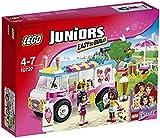 LEGO 10727 Juniors Emma's Ice Cream Truck