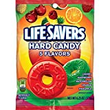 Life Savers 5 Flavors Hard Candy Bag, 6.25 ounce (12 Packs) Review