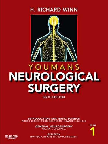 Youmans Neurological Surgery (Youmans Neurological Surgery Expert Consult) Pdf