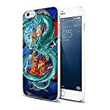 dragon ball z goku the hero for iphone case iphone 6 6s white