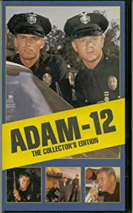 Adam-12 Collector's Edition (Reason to Run, Day Watch, Clinic on 18th Street, & Citizen with a Gun)