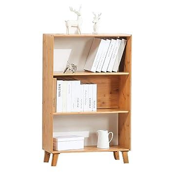 Amazon.com: Bookcases Cabinets, Racks & Shelves Solid Wood ...