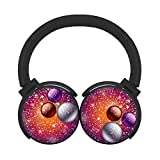 Christmas Ornament Bluetooth Headphones Computer Gaming Sleeping Headset Noise Cancelling Earphone Perfect for Business/Office/Driving