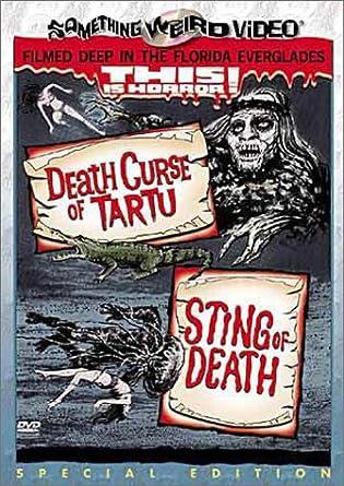 a6bb94bdde1 Amazon.com: Death Curse of Tartu / Sting of Death (Special Edition ...