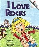 I Love Rocks, Cari Meister, 0516272934