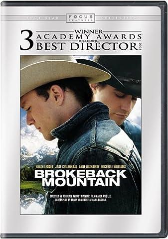 Brokeback Mountain (Jake Long Dvd)