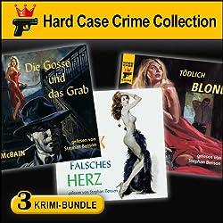 Hard Case Crime Bundle: Gosse & Grab, Falsches Herz, Tödlich Blond