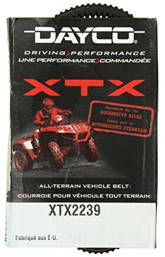 Dayco XTX2239 XTX Extreme Torque ATV/UTV Drive Belt Dayco Drive Belt