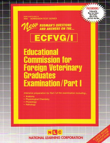 Educational Commission for Foreign Veterinary Graduates Examination ...