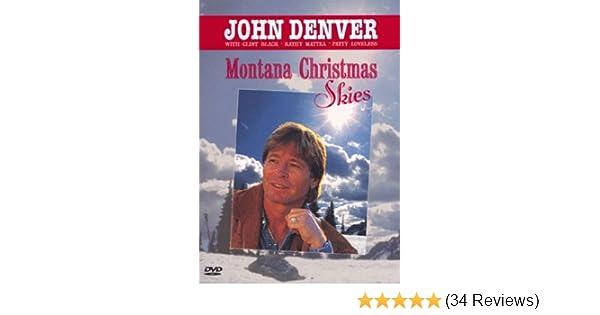Amazon.com: John Denver - Montana Christmas Skies: Clint Black ...