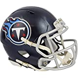 Riddell Tennessee Titans Revolution Speed Mini Football Helmet - NFL Mini Helmets