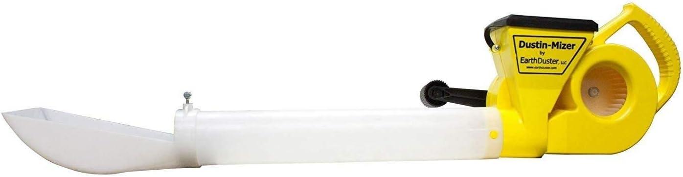 Dustin-mizer Model 1212 Includes Deflector