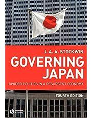 Governing Japan: Divided Politics in a Resurgent Economy