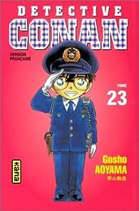 Détective Conan, tome 23 par Gôshô Aoyama