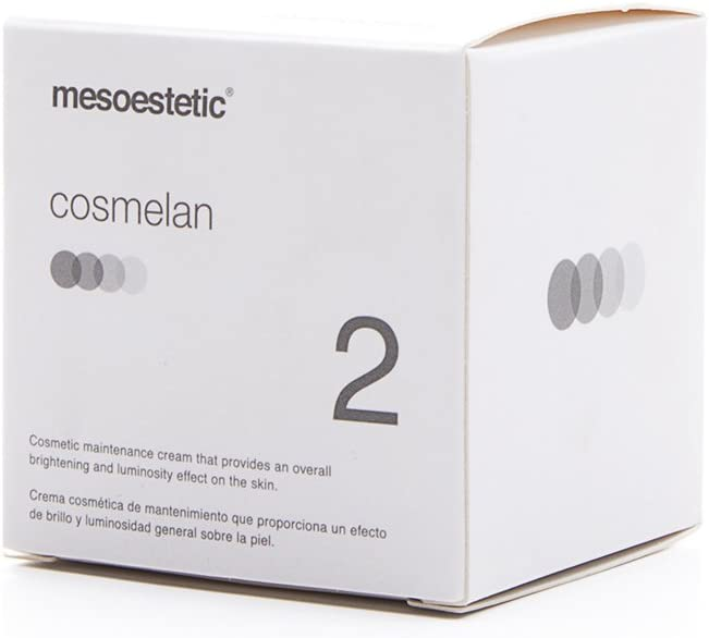 Mesoestetic Cosmelan 2 Maintenance Cream Bright&Light 30g