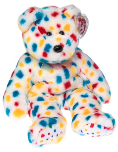 Amazon.com  Beanie Buddy - Ty 2K the Bear  Toys   Games c8e6ede296b0