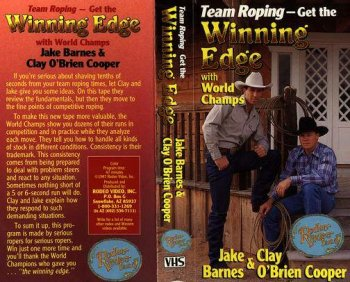 Team Roping with Jake & Clay - DVD (Team And With Jake Clay Roping)