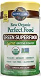 Garden of Life Raw Organic Perfect Food Chocolate 338g Powder (Packaging May Vary)