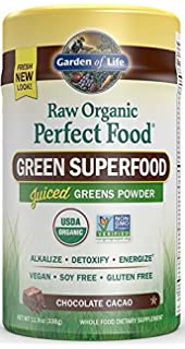 Garden of Life Raw Protein Chocolate Cacao 23 oz 650 g
