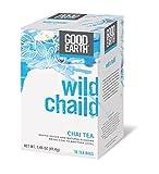 Good Earth Wild Chaild Chai Tea, 18 Tea bags