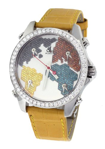 jacob-co-yellow-band-five-time-zone-world-map-400ct-diamond-watch-jc-m47sgr