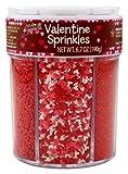 Valentine Sprinkles (6 Cell Jar)