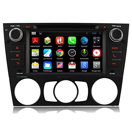 Android 5.1.1 Lollipop Car DVD Player GPS Radio Stereo Navigation System for BMW 3 Series E90 E91 E92 E93 2006-2011