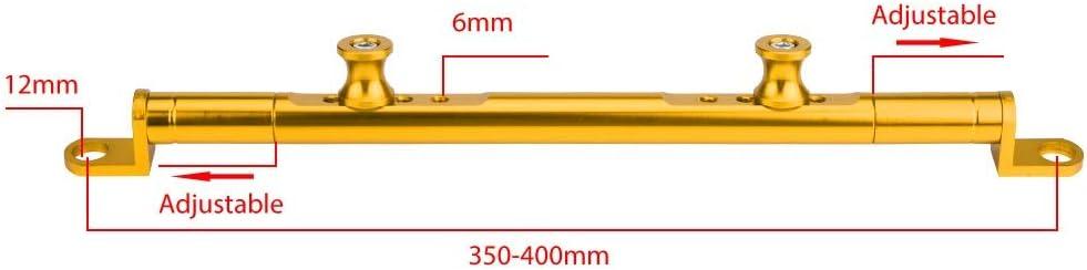 Fydun Barra di bilanciamento Accessori moto manubrio Crossbar per Xciting 250//300//400//500 Blu
