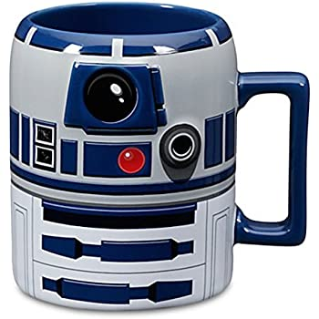 Amazon Com Hallmark Star Wars R2d2 Mug With Sound