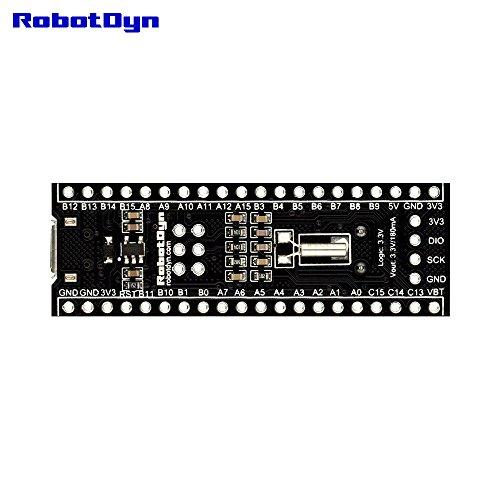 RobotDyn - STM32 with ARDUINO BOOTLOADER, STM32F103C8T6 ARM