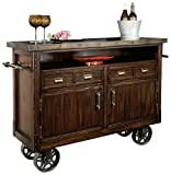 Cheap Howard Miller Barrow Wine and Bar Storage Console