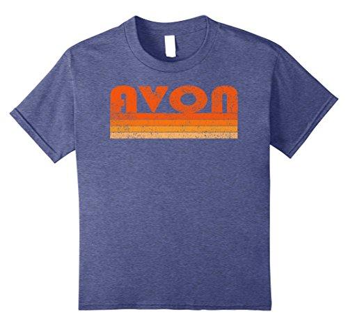von Colorado T-Shirt 12 Heather Blue (Avon T-shirt T-shirts)