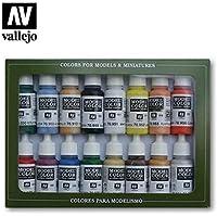 VALLEJO-3070140 70140 Model Set DE 16 Colores Surtido