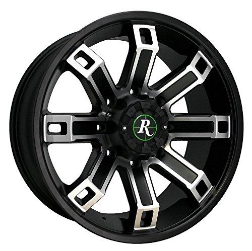 Remington Wheels Hollow Point Satin Black Wheel with Diam...