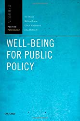 Well-Being for Public Policy (Series in Positive Psychology)