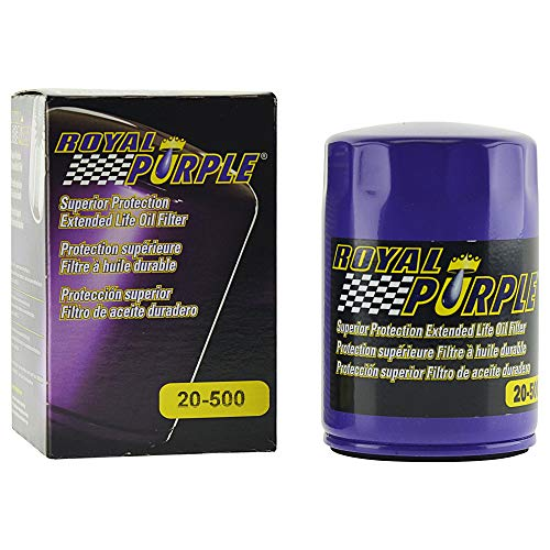 Royal Purple 20-500 Extended Life Premium Oil - Oil Ford Filter F150