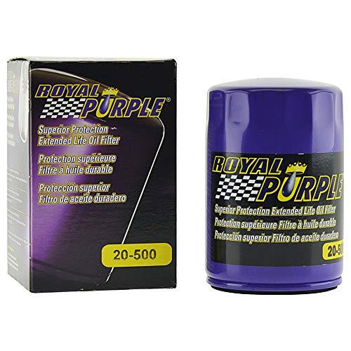 - Royal Purple 20-500 Extended Life Premium Oil Filter